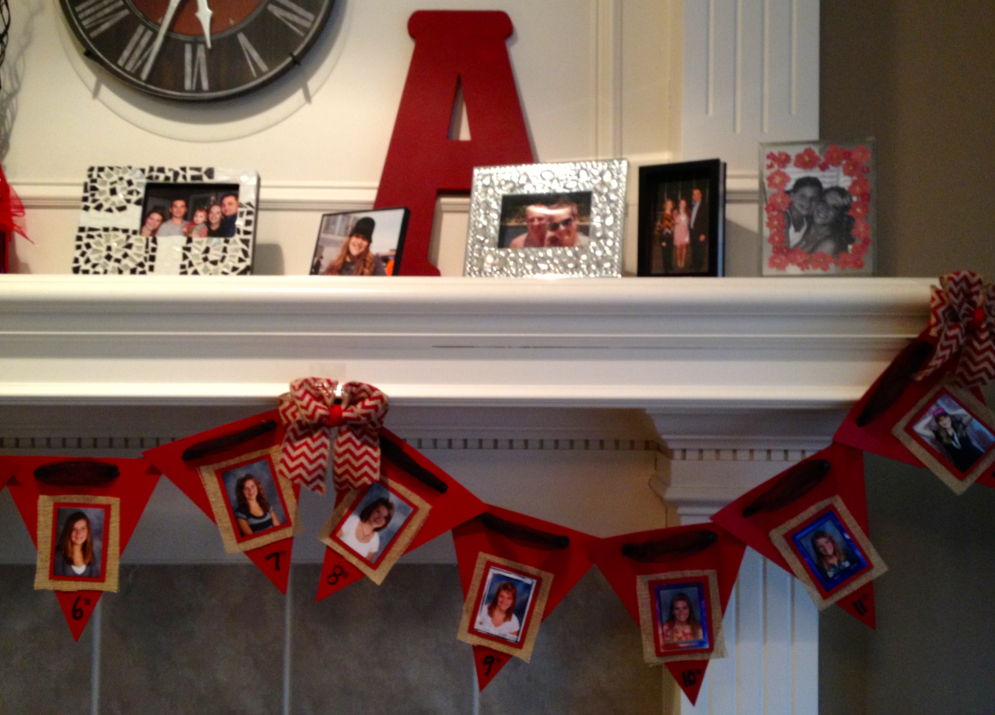 defrump decor razorback diy projects me tutorials for