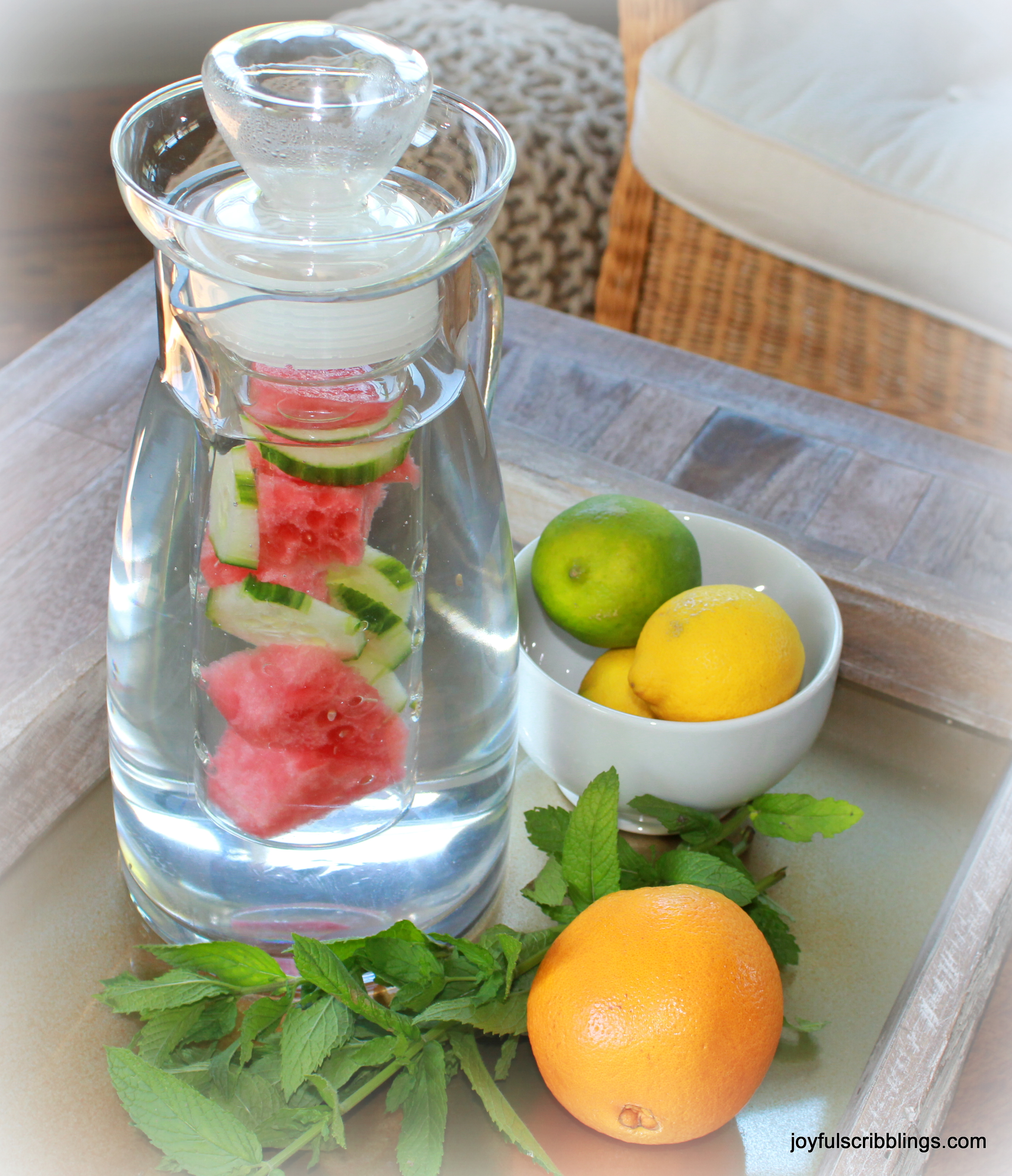 10 Infused Water Recipes