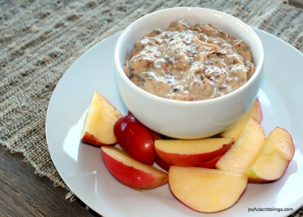 Apple Dip - good with or without apples