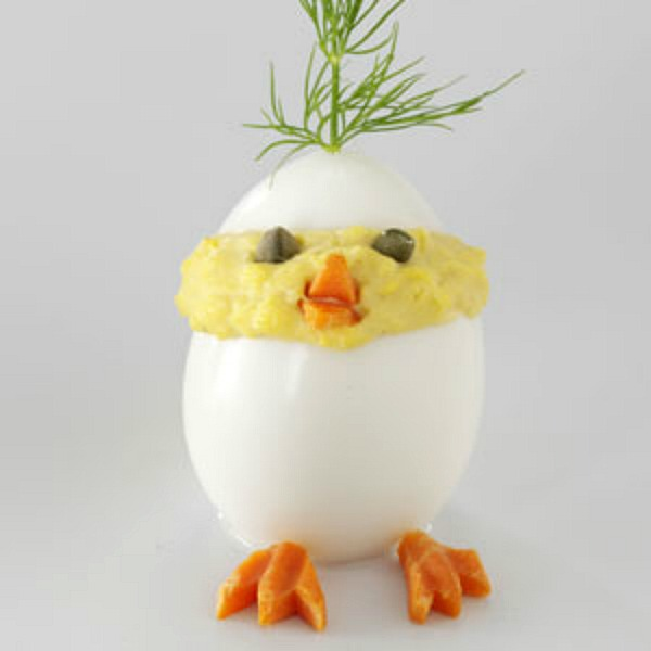 #Deviled Egg Chicks