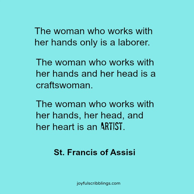 Saint Francis Assisi Quotes