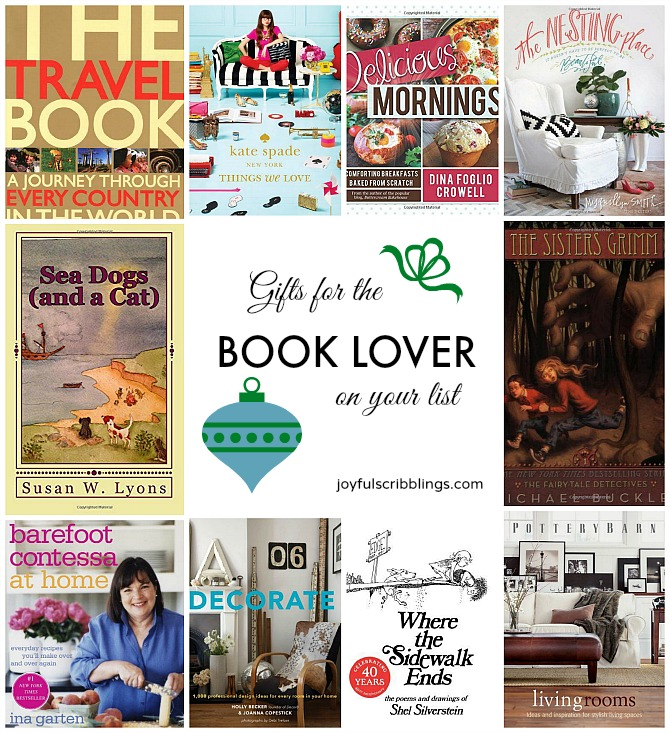 Gifts For The Book Lover Joyful Scribblings